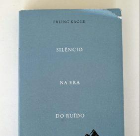 Sandra Barão Nobre - Acordo Fotográfico - Silêncio na Era do Ruído - Erling Kagge