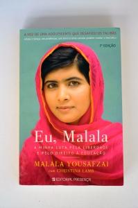 Acordo Fotográfico - Sandra Barão Nobre - Eu Malala - Malala Yousafzai