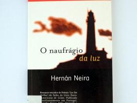 Acordo Fotográfico - Sandra Barão Nobre - O Naufrágio da Luz - Hernán Neira