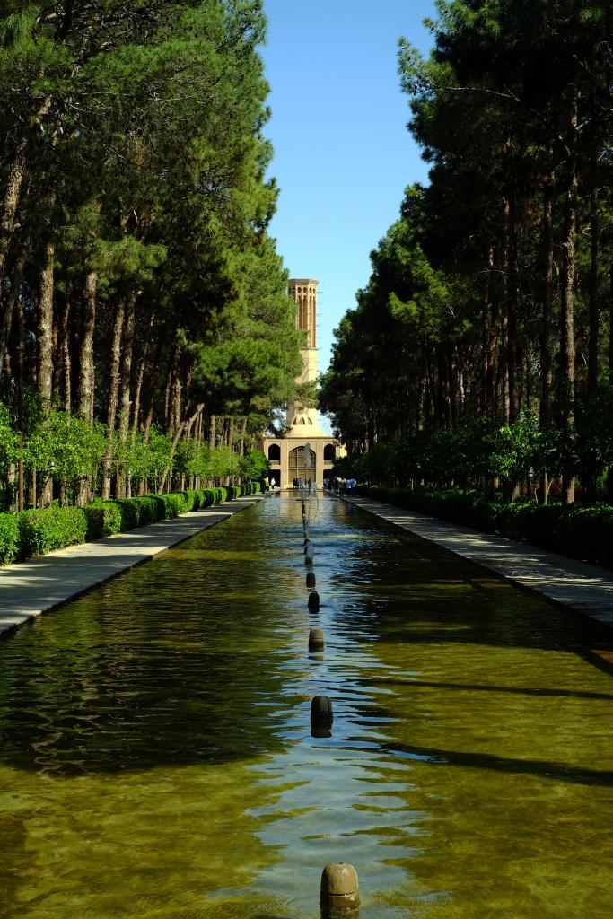 Sandra Barão Nobre - Acordo Fotográfico - Irão 2019 - Yazd - Bag-e Dolat Aaba - 4